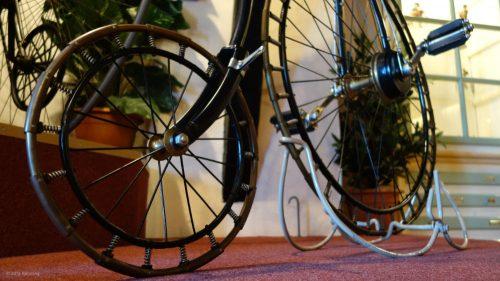 Bicyclette multiplicateur