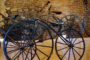 Boneshaker Fahrrad USA