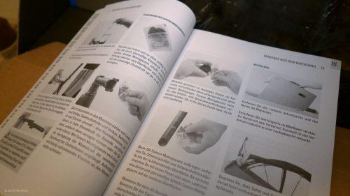 Canyon Montagebuch