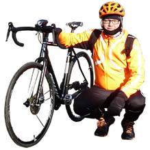 Cyclocrossfahrer Martin
