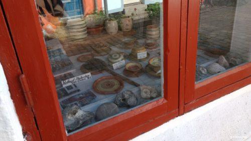 Dänische Handwerkskunst und Souvenirs