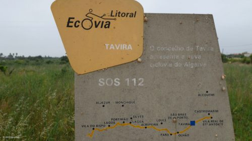 Ecovia do Litoral - Radweg in Portugal