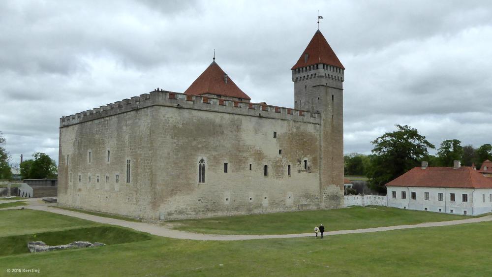 Die Arensburg in Kuressaare