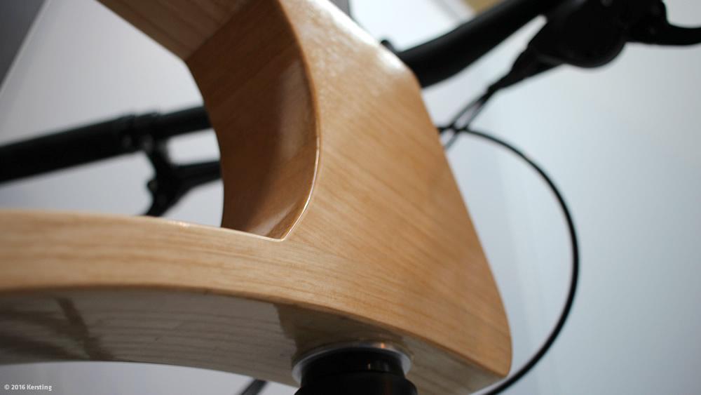 Holz Fahrrad