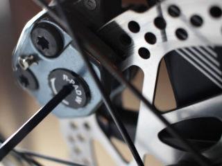 Fahrrad- Scheibenbremsen einstellen