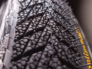 Are bicycle winter tires useful?