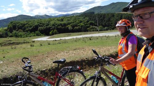 Fahrradreise Rumänien
