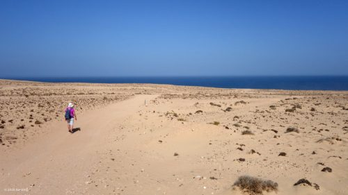 Naturschutzgebiet Wüste Costa Calma
