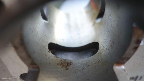 SIMSON Original Zylinder