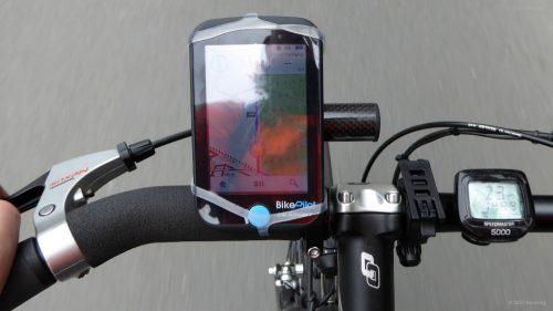 Blaupunkt Fahrrad GPS Test