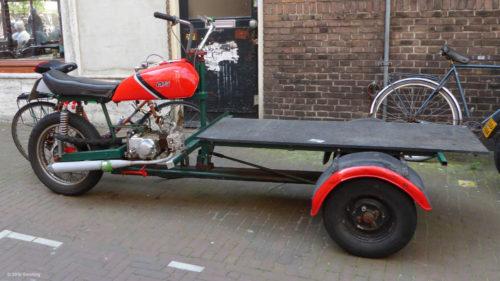 Adventurous Bikes in Holland
