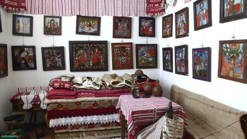Ikonen-Museum in Sibiel