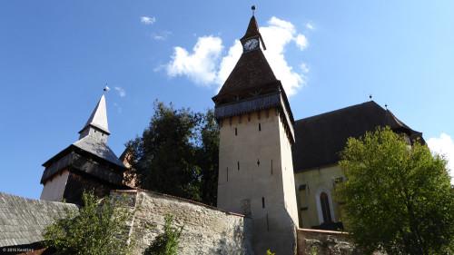Kirchburg Biertan