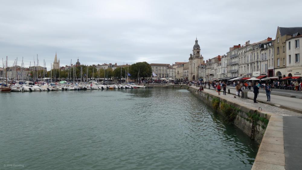 Binnenhafen von La Rochelle