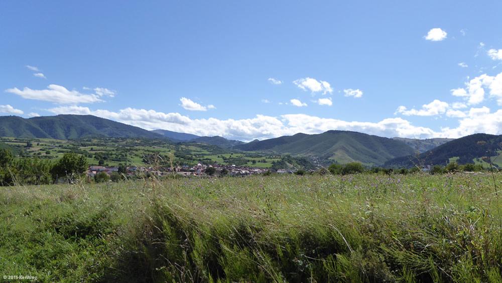 Radtour nach Sibiel