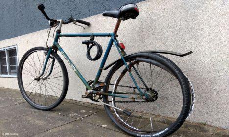 Mein Rad ist Schrott...