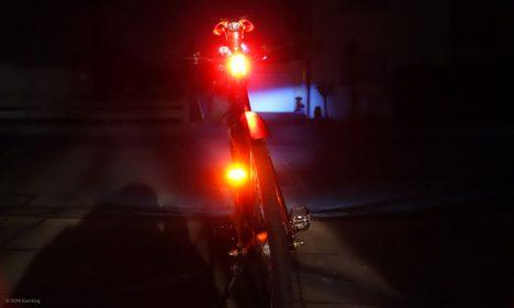 Litecco G-Ray und Sigma Sport Cuberider Rücklichter im Vergleich