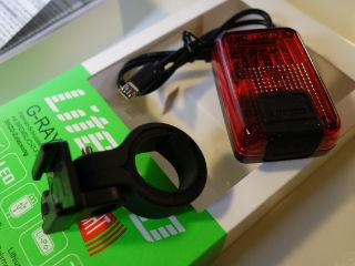 Test Litecco G-RAY Rückleuchte mit Bremslichtfunktion