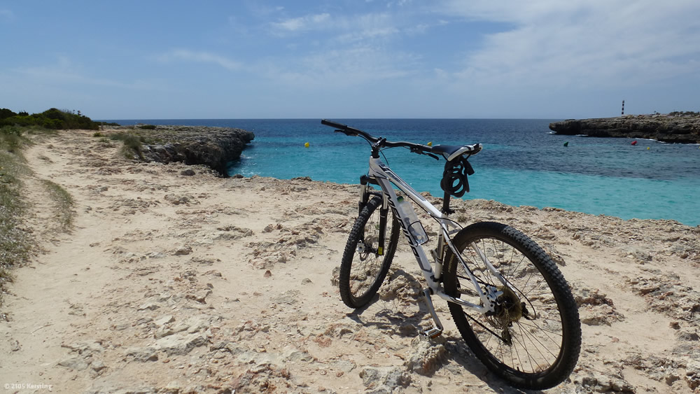 Cycling in Menorca