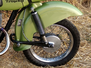 MZ 250 Design