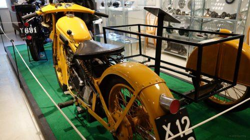 Nimbus Motorradmuseum in Horsens