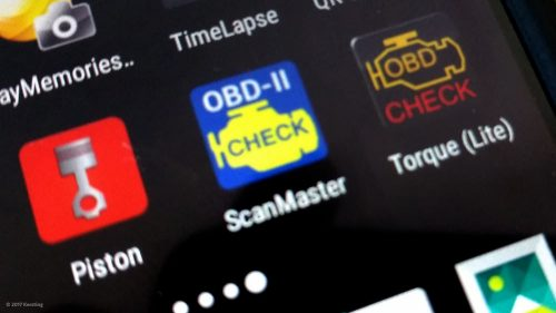 OBD II Apps für Android Smartphones