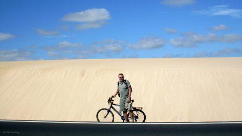 Radtour von Corralejo in den Naturschutzpark im Norden