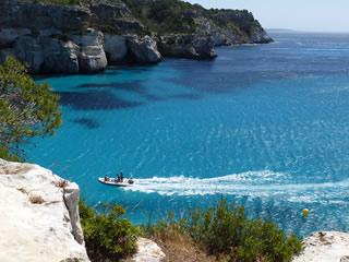 Radfahren auf Menorca