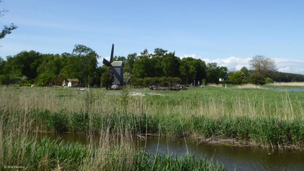 Radtour in Saareema, Estlands größter Insel