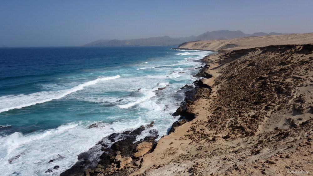 Fuerteventuras wilde Westküste
