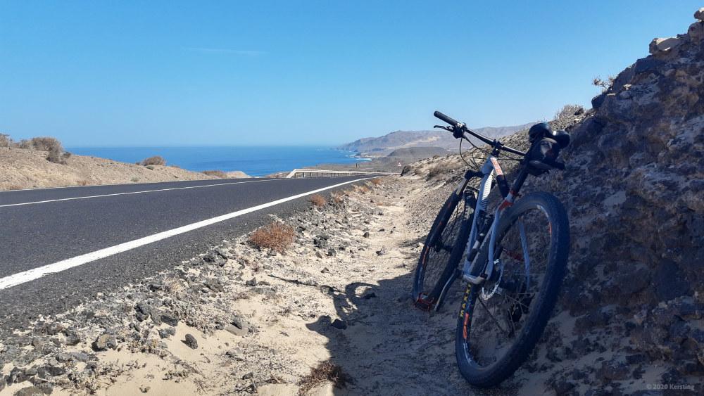Radfahren auf Fuerteventura
