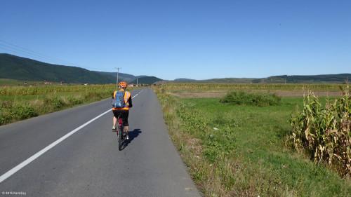 Radfahren in Rumänien