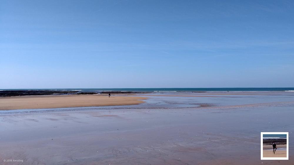 Strand bei Jard-sur-Mer