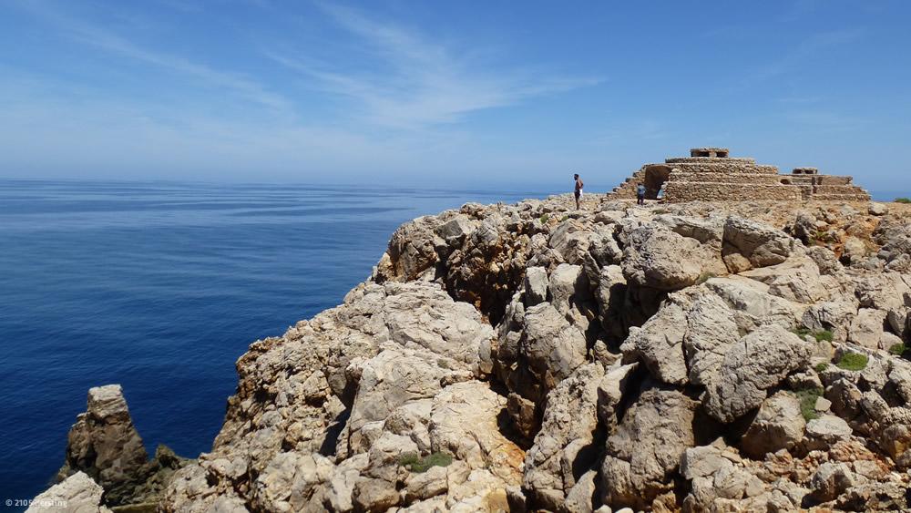 Radtour nach Punta Nati