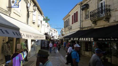 Innenstadt von Saintes-Maries-de-la-Mer