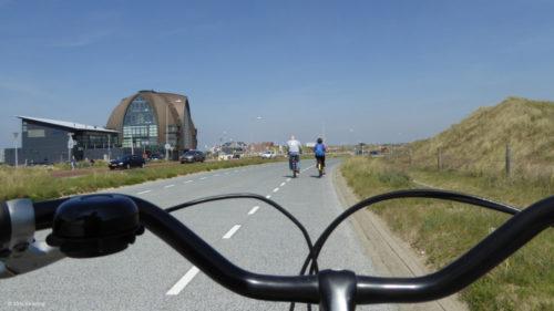 Bike tour to Zandvoort on beautiful bike paths