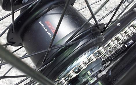 Shimano SG-C6010-8R
