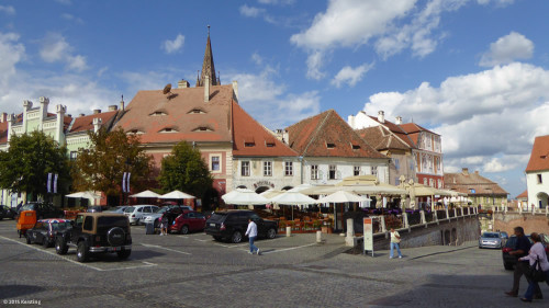 Sibiu - Hermanstadt Stadtführung