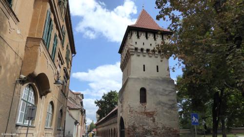 Radtour nach Sibiu