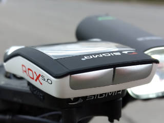 Sigma Rox Fahrradcomputer im Kabelmodus betreiben