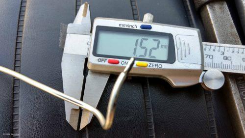 Spaltmaß messen