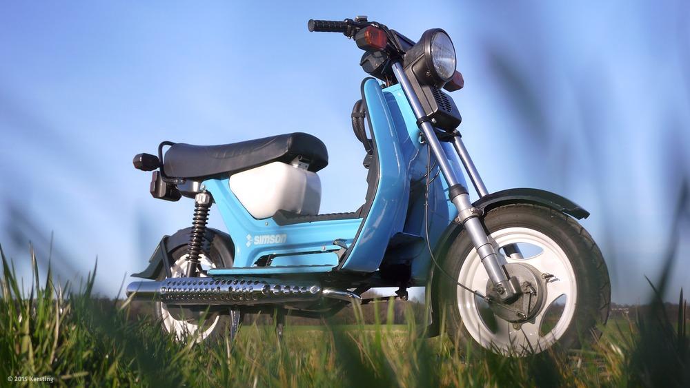 SIMSON SR50 Roller
