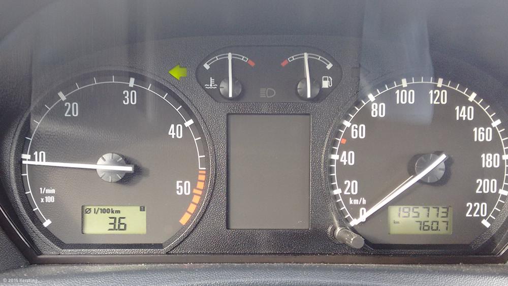 Skoda Fabia Diesel Verbrauch
