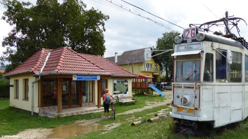 Straßenbahn Rășinari