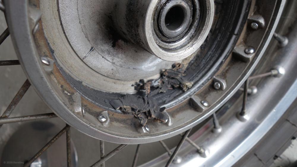 Oldtimer-Bremsen selbst einschleifen